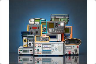 Калибратор электрических тестеров 5322A срабочей нагрузкой