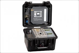 9009 Industrial Dual-Block Thermometer Calibrator