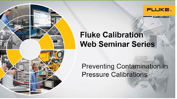 Pressure Calibration Contamination Prevention On-demand Webinar